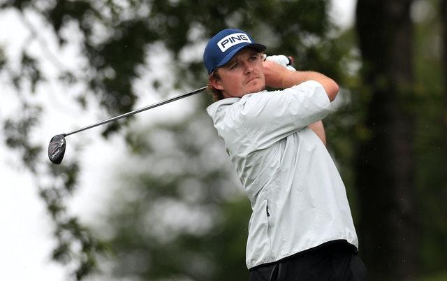 England's Eddie Pepperell is one of the leading names at the Betfred British Masters
