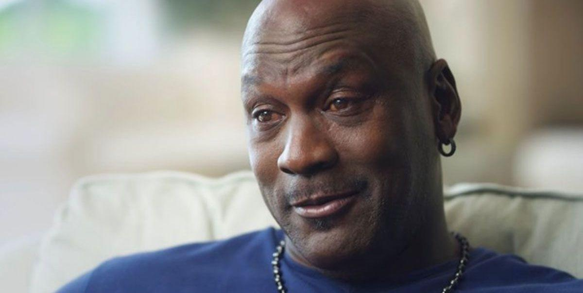 People Are Worried About Michael Jordan's Eyes In 'The Last Dance'
