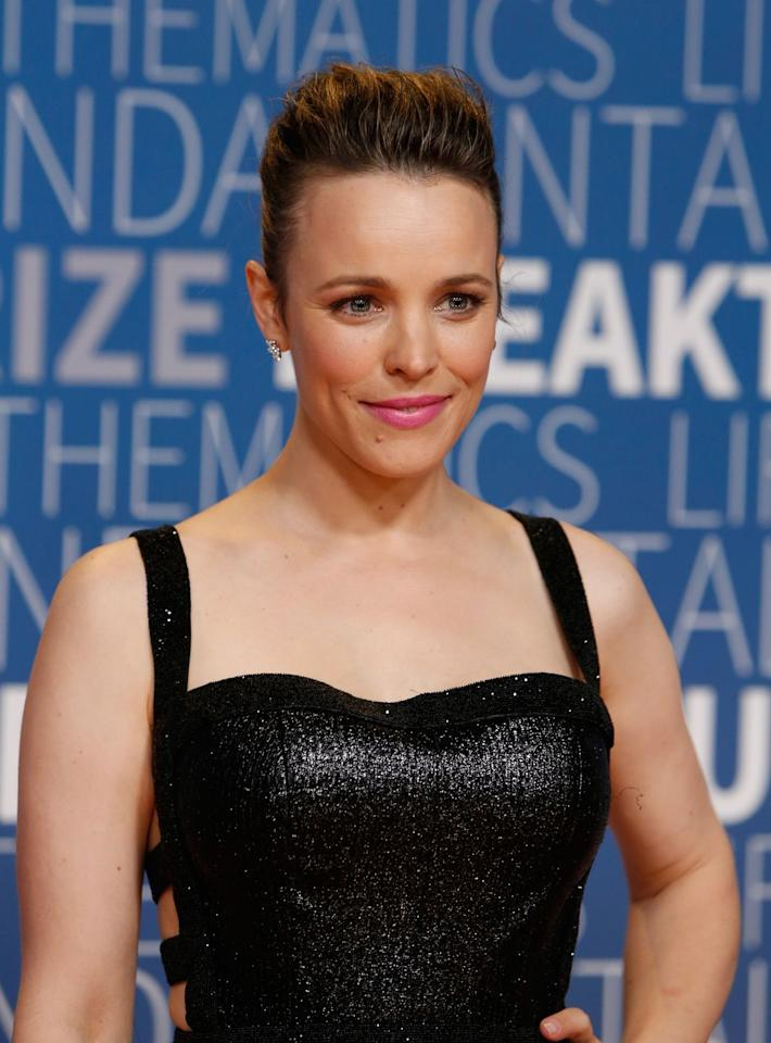 "<p>Yep, that's right—before <a href=""https://www.womenshealthmag.com/relationships/a19916338/quotes-from-the-notebook/""><em>The Notebook</em></a>, Rachel McAdams worked at McDonald's for three years. ""I'm not sure why they kept me,"" she told <a href=""https://www.nytimes.com/2008/08/17/style/tmagazine/17coverw.html""><em>The New York Times</em></a>. ""I am something of a daydreamer and a dawdler, so they would only let me be the 'friendly voice' that greeted you when you entered the restaurant.""</p>"