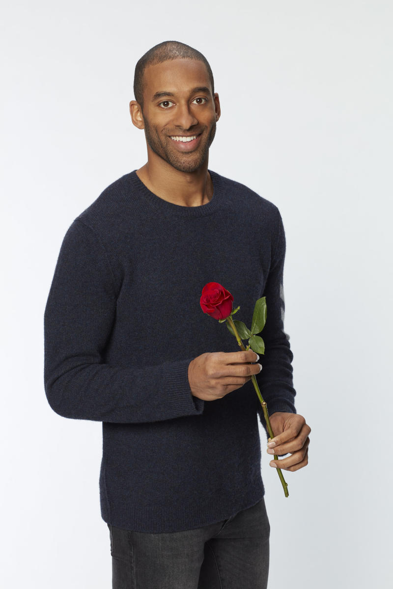 Matt James is the new Bachelor! For the first time in the franchise's 18-year history, the longtime reality TV dating show has a black leading man.