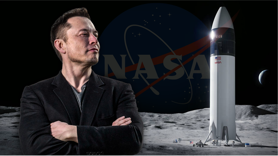 SpaceX awarded contract to build lander for manned lunar mission—Artemis