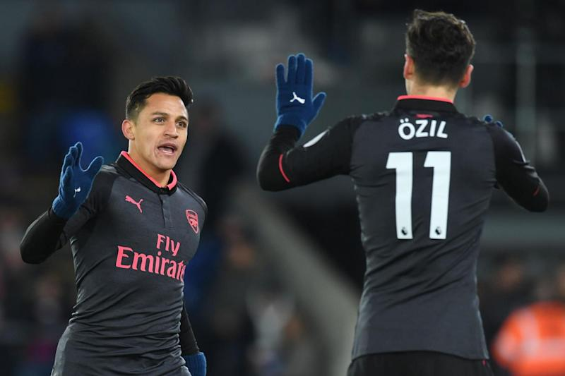 Uncertain futures: Sanchez and Ozil have not signed new deals with Arsenal: Arsenal FC via Getty Images