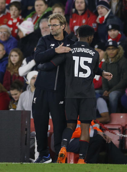 Klopp has taken everyone to task, players and supporters. (Reuters)