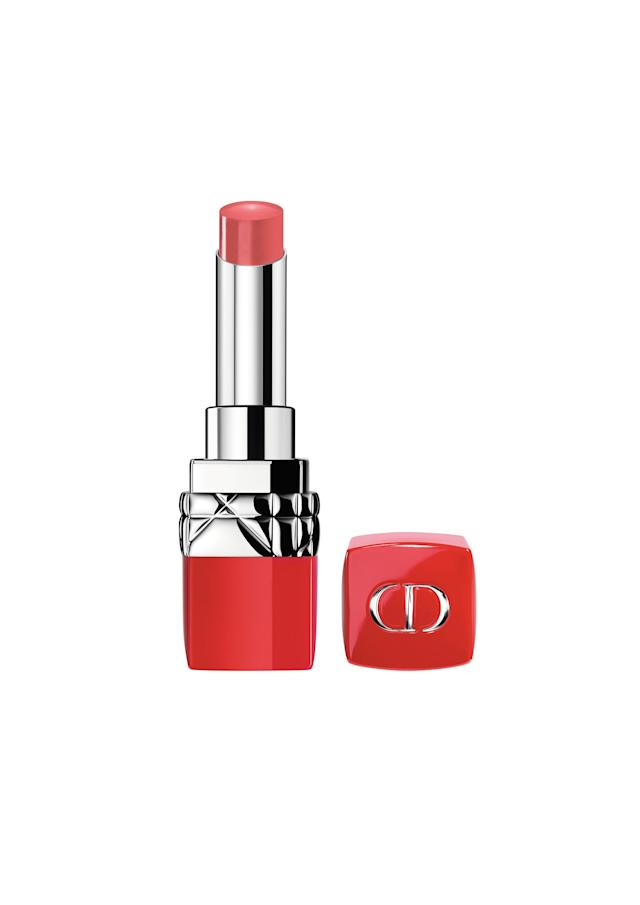 """<p>Pegged as the label's first lipstick that """"wears like an ink while being ultra-comfortable"""", thisnew lipstick from Dior is long-lasting and comes in fierce colours. Plus, it's super hydrating and boasts 12-hours of wear. Worth investing in. </p>"""