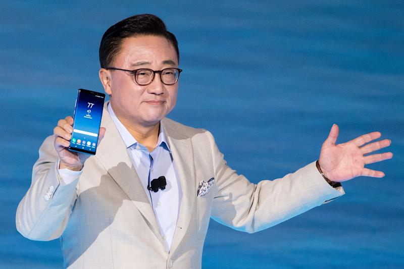 Samsung Galaxy Note 8 Launching Today In 42 Countries