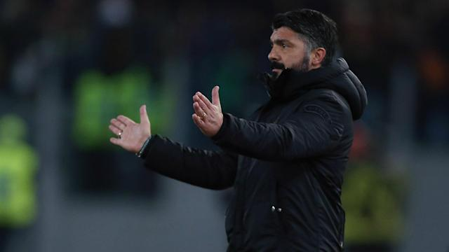 A 3-0 home win against Cagliari moved AC Milan back into Serie A's top four, but Gennaro Gattuso wants the Rossoneri to maintain momentum.