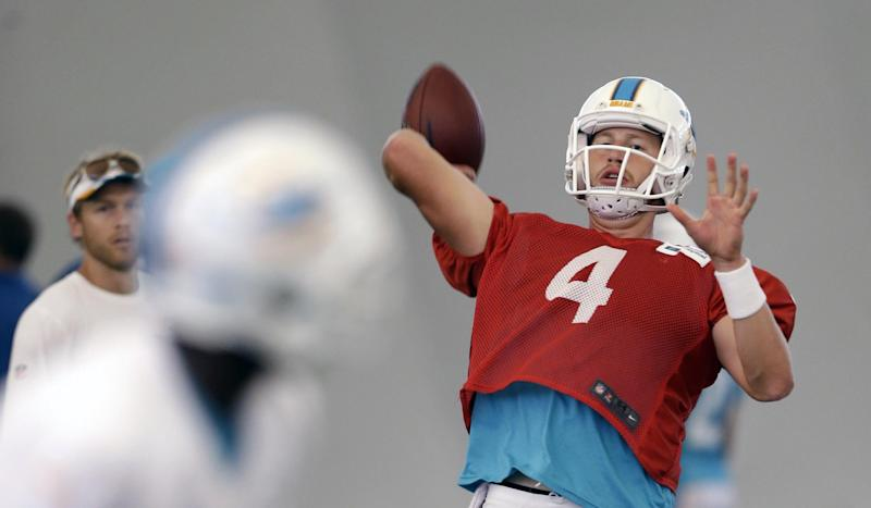 Falcons' backup QBs in spotlight against Dolphins