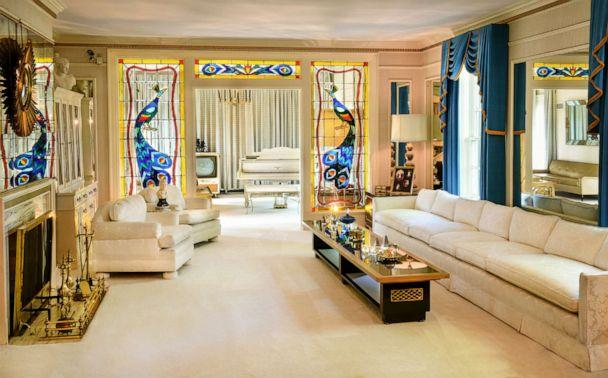 PHOTO: Elvis Presley's Graceland is offering virtual tours for the first time ever. (Elvis Presley's Graceland)