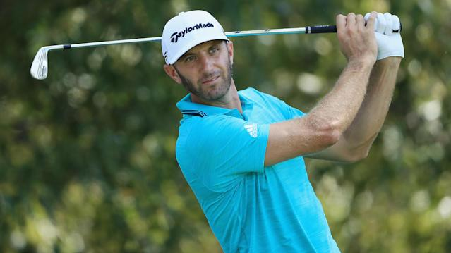 The FedEx St. Jude Invitational at TPC Southwind takes on WGC status this week and Dustin Johnson will bid for a third win at the course. (Getty Images)