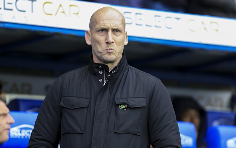 Reading manager Jaap Stam - Credit: Rex Features