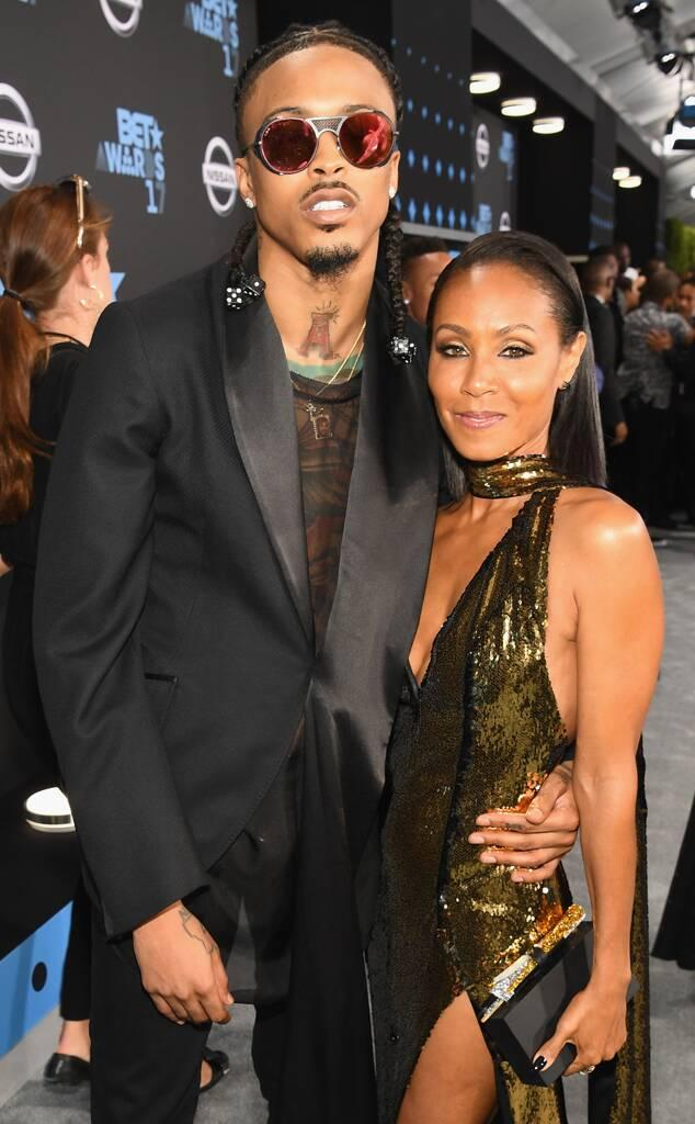 August Alsina, Jada Pinkett Smith