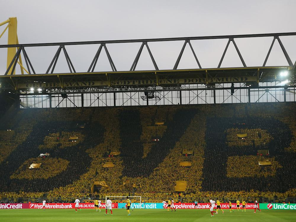 Dortmund take on Monaco 24 hours after the German side's coach was subject to a terrorist attack: Getty