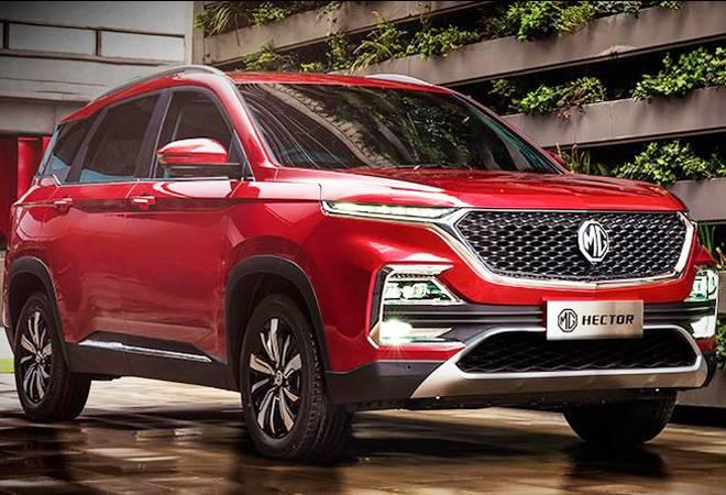 MG India plans to increase the production capacity for the Hector at its Halol manufacturing facility to 3,000 units per month by October this year