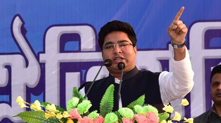 Abhishek Banerjee, TMC, CPI, opposition on modi name change spree, Syama Prasad Mookerjee, kolkata news, kolkata city news, west bengal news, indian express news