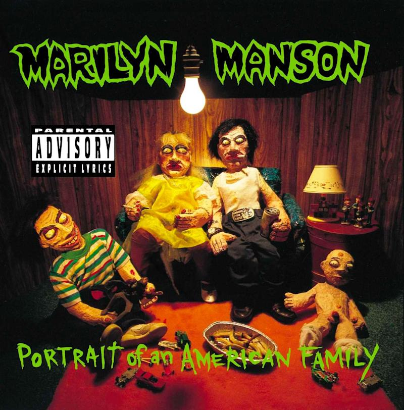 25 Years Ago, Marilyn Manson Debut With Portrait of an American Family