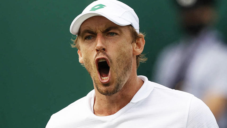 John Millman was 'annoyed' after Roberto Bautista Agut took a medical timeout at a crucial moment.