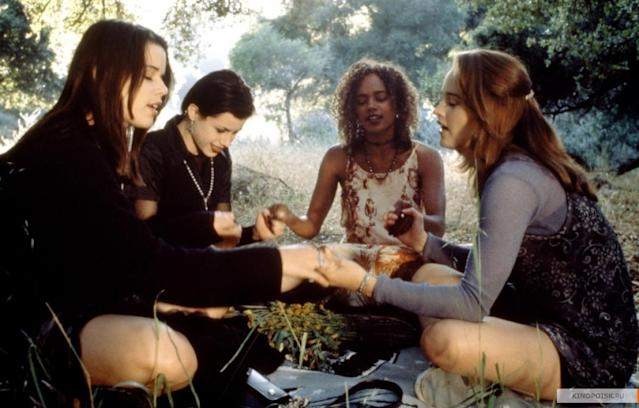 A new quartet will lead The Craft reboot (Image by Columbia Pictures)