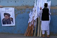 Under their previous reign, the Taliban brutally murdered gay men across the country (AFP/Aamir QURESHI)