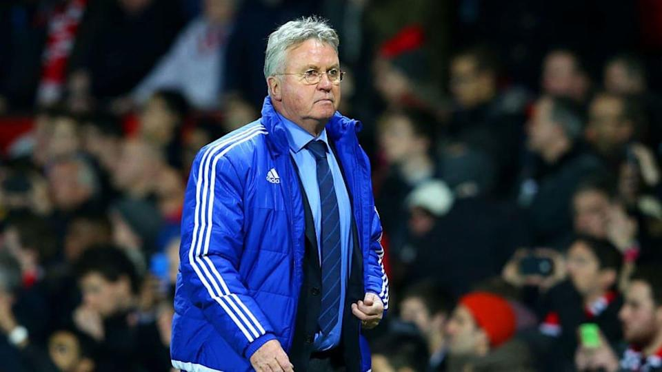 Guus Hiddink | Alex Livesey/Getty Images