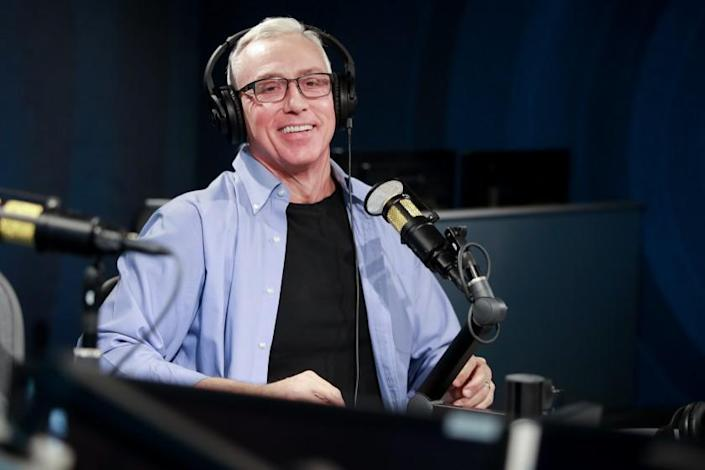 Dr. Drew Pinsky visits the SiriusXM Hollywood Studio last year.