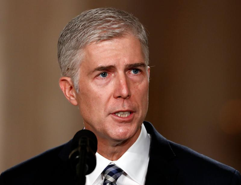 Trump's Supreme Court Pick Gorsuch Faces Questions on These Key Issues