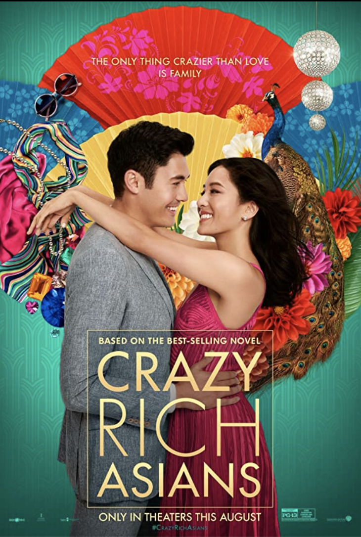 """<p><a class=""""link rapid-noclick-resp"""" href=""""https://www.amazon.com/Crazy-Rich-Asians-Constance-Wu/dp/B07JH73QVK?tag=syn-yahoo-20&ascsubtag=%5Bartid%7C10050.g.25810122%5Bsrc%7Cyahoo-us"""" rel=""""nofollow noopener"""" target=""""_blank"""" data-ylk=""""slk:STREAM NOW"""">STREAM NOW</a></p><p>This modern rom-com sees New Yorker Rachel Chu head to Singapore to meet her boyfriend's family. Comedy ensues, as do lessons on the importance of family. </p>"""