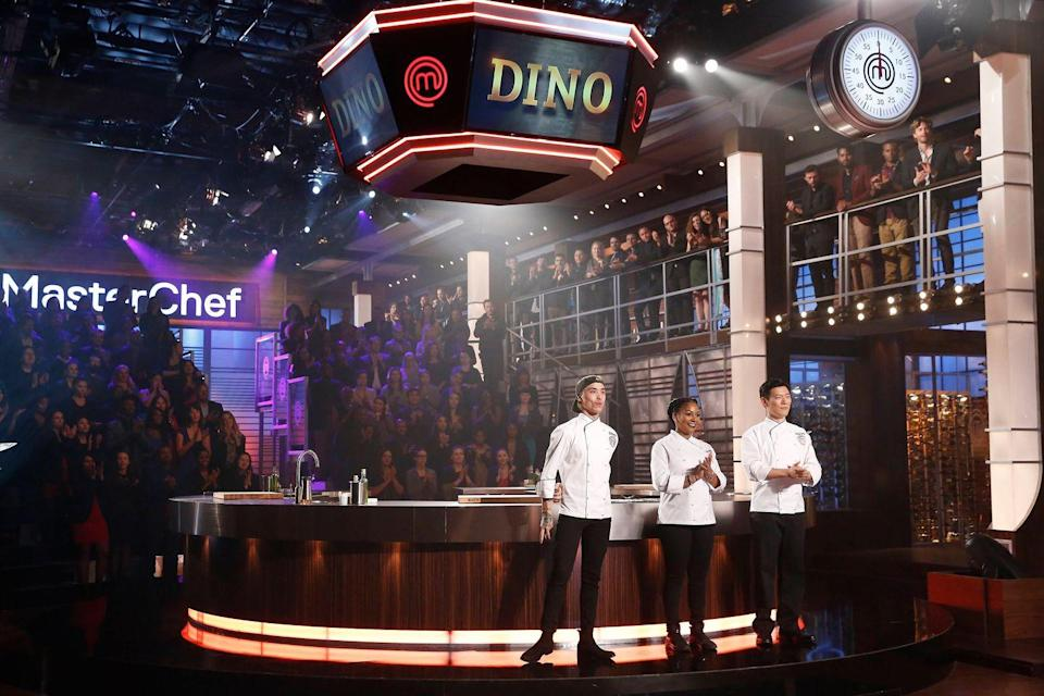 "<p>After your audition, the casting department and producers can take a long time to make their final decisions on the cast. <a href=""https://tv.avclub.com/what-it-s-like-to-be-a-contestant-on-masterchef-1798282063"" rel=""nofollow noopener"" target=""_blank"" data-ylk=""slk:According to Mayfield from season five"" class=""link rapid-noclick-resp"">According to Mayfield from season five</a>, it took four months before she got a final decision from production.</p>"