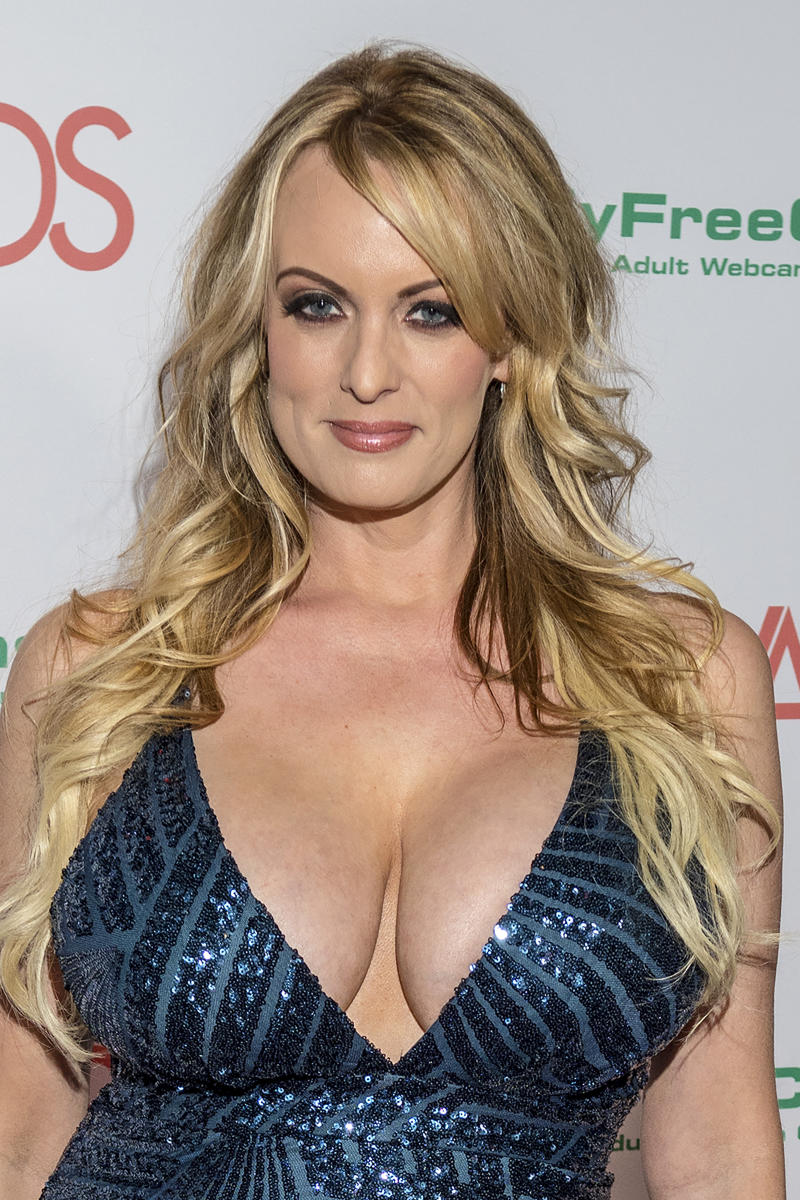 Ass Is a cute Stormy Daniels naked photo 2017