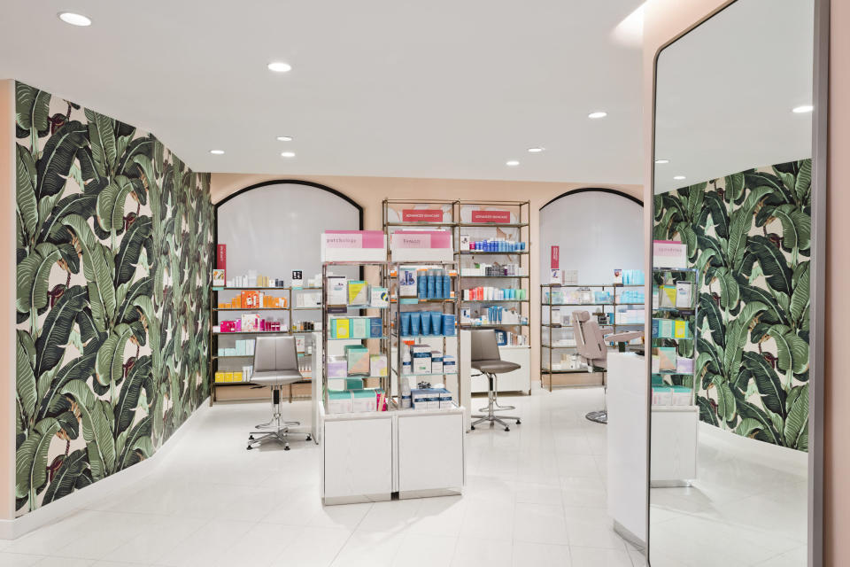Nordstrom's Beauty Haven's assortment is consistently being updated with new activations and product offerings. - Credit: Courtesy Image.