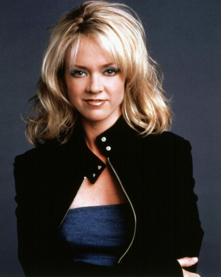 "Lisa Robin Kelly in ""That '70s Show."""