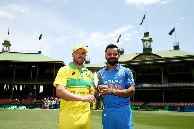 India take on Australia in 3 T20Is, 3 ODIs and 4 Tests starting 27th November 2020