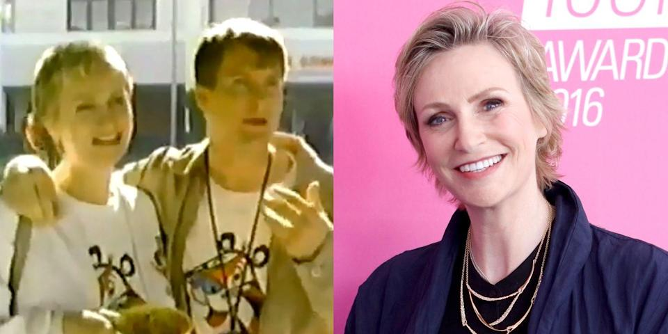 "<p>Back in the mid-90's, Jane Lynch starred in a hilarious Kellogg's commercial titled, ""Stalking Tony the Tiger."" Though the spot is only 30 seconds, the commercial has <a href=""https://jezebel.com/5606429/the-frosted-flakes-commercial-that-launched-jane-lynchs-career"" rel=""nofollow noopener"" target=""_blank"" data-ylk=""slk:largely been credited for kicking off Lynch's career"" class=""link rapid-noclick-resp"">largely been credited for kicking off Lynch's career</a>. The commercial's director, Christopher Guest, <span class=""redactor-unlink"">went on to cast Lynch in his next project</span>: the cult classic <em>Best in Show</em>.</p>"