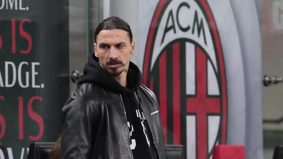 Zlatan Ibrahimovic | Emilio Andreoli/Getty Images