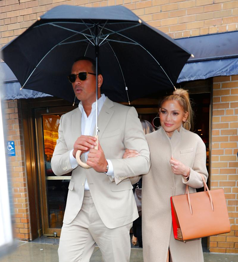 Alex Rodriguez Has Really Nice Things to Say About Jennifer Lopez