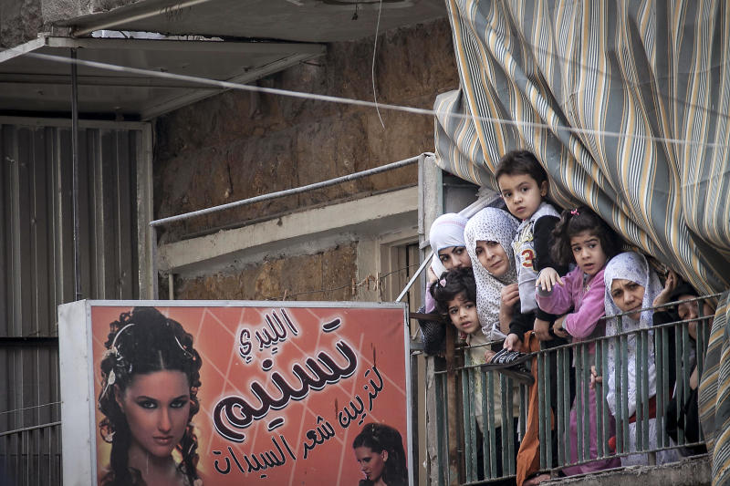 Syrian Internet largely restored after blackout