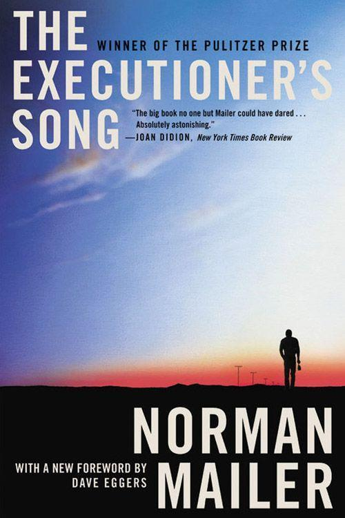 """<p><strong><em>The Executioner's Song</em> by Norman Mailer</strong></p><p>$22.99 <a class=""""link rapid-noclick-resp"""" href=""""https://www.amazon.com/Executioners-Song-Norman-Mailer/dp/044658438X/?tag=syn-yahoo-20&ascsubtag=%5Bartid%7C10063.g.34149860%5Bsrc%7Cyahoo-us"""" rel=""""nofollow noopener"""" target=""""_blank"""" data-ylk=""""slk:BUY NOW"""">BUY NOW</a> </p><p>Gary Gilmore's fight to die is what made him famous. After being convicted of robbing and murdering two men in 1976, he was sentenced to death. Through the court system, he was supposed to appeal his sentencing, but he refused. Norman Mailer's novel based on interviews with family and friends of both Gilmore and his victims won the Pulitzer Prize in 1980.</p>"""