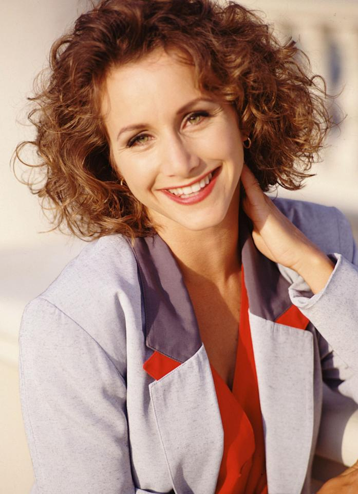 """Beverly Hills, 90210"" Gabrielle Carteris as Andrea Zuckerman"