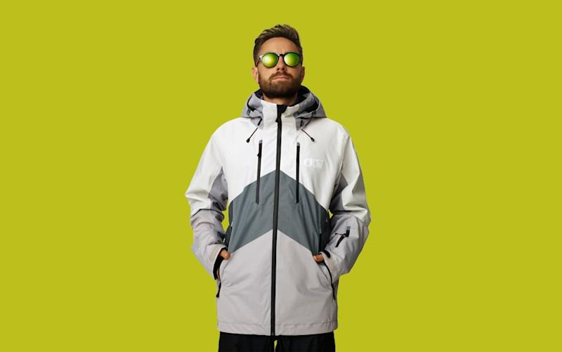 You don't need to substitute style for substance when it comes to ski jackets - Adrian Myers