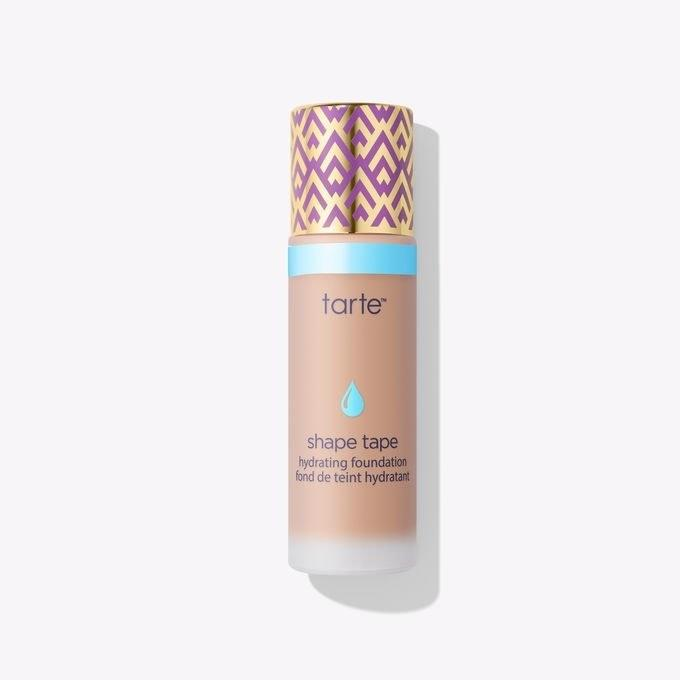 "Tarte's best-selling Shape Tape Hydrating Foundation comes in more than a dozen shades. This gel-like foundation goes on smooth and luminous, plus it's oil free—meaning it both helps keep your skin plump and won't clog your pores. If you prefer a <a href=""https://www.pntrs.com/t/TUJGRU5ISUJGTktJTUVCRklFTUZN?sid=tartecosmeticssale&url=https%3A%2F%2Ftartecosmetics.com%2Fen_US%2Ffoundation%2Fclay-stick-foundation%2F1064.html%3Fcgid%3Dbeauty-kit-foundation%26dwvar_1064_color%3Dfair%2520neutral"" rel=""nofollow"" target=""_blank"">stick foundation</a> or a <a href=""https://www.pntrac.com/t/TUJGRU5ISUJGTktJTUVCRklFTUZN?sid=tartecosmeticssale&url=https%3A%2F%2Ftartecosmetics.com%2Fen_US%2Ffoundation%2Famazonian-clay-airbrush-foundation%2F424.html%3Fcgid%3Dbeauty-kit-foundation%26dwvar_424_color%3Dmedium-tan%2520honey"" rel=""nofollow"" target=""_blank"">powder foundation</a>, though, those options are available too. $39, Tarte. <a href=""https://tartecosmetics.com/en_US/beauty-kit/custom-beauty-kit/1200.html?gclid=EAIaIQobChMI2IK2mPfV5QIVBBgMCh1n9QXrEAAYASAAEgIKC_D_BwE&mrkgcl=1213&matchtype=b&mrkgadid=3361722895&device=c&gclsrc=aw.ds&creative=394841916712&network=g"">Get it now!</a>"