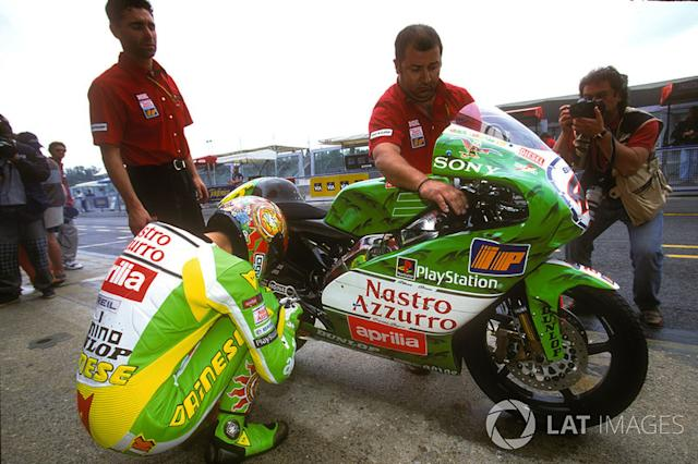 "1999 - Aprilia (250) - Imola <span class=""copyright"">Gold and Goose / Motorsport Images</span>"
