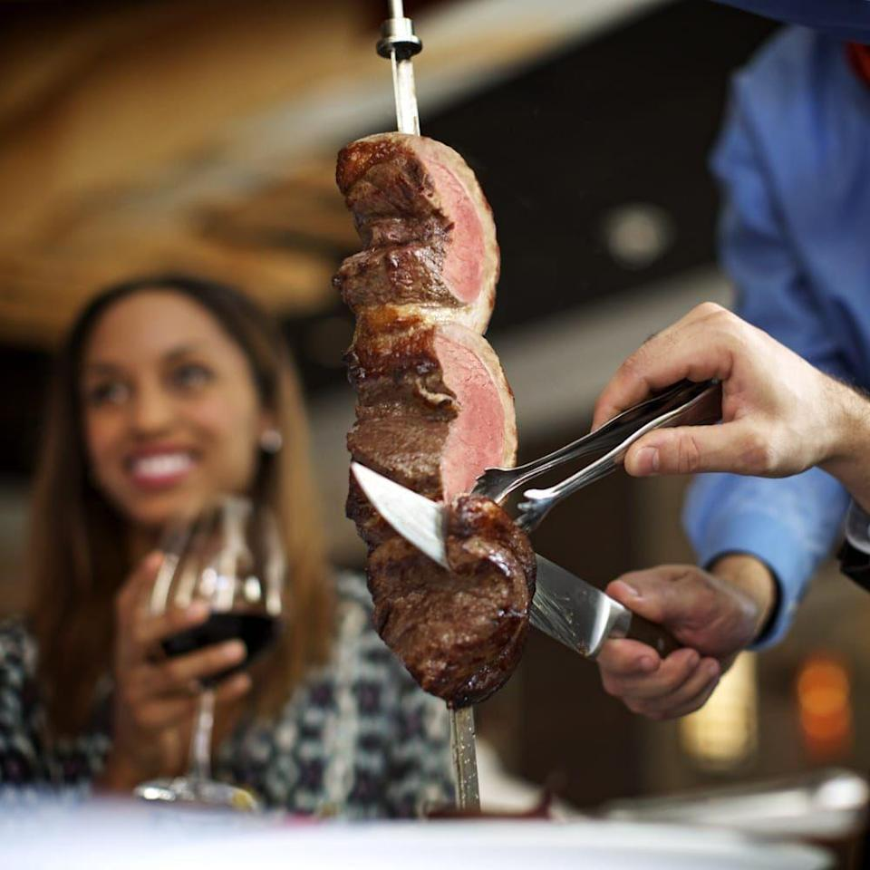 <p>Fogo de Chão restaurants across the country will be open for business as usual on New Year's Day. </p>