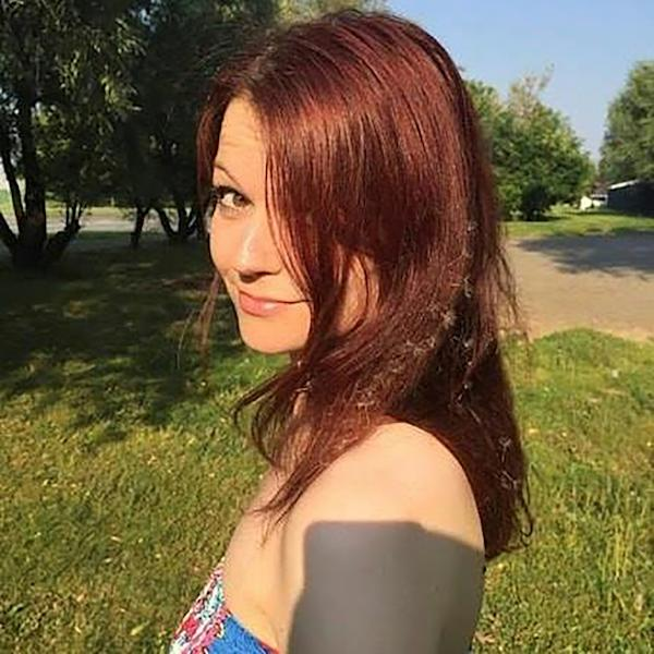 This undated image is taken from the Facebook page of Yulia Skripal and allegedly shows the daughter of the former Russian spy