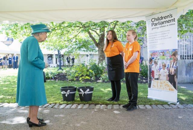 Queen visits Scotland for Holyrood Week
