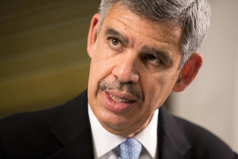 El-Erian, Like Trump, Says Fed Would Benefit From 'Better Feel'
