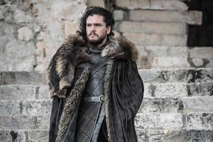 Harington is nominated for Best Actor in a TV Drama (HBO)