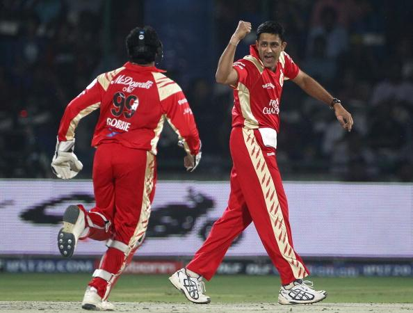 Delhi Daredevils vs Royal Challengers Bangalore - IPL : News Photo