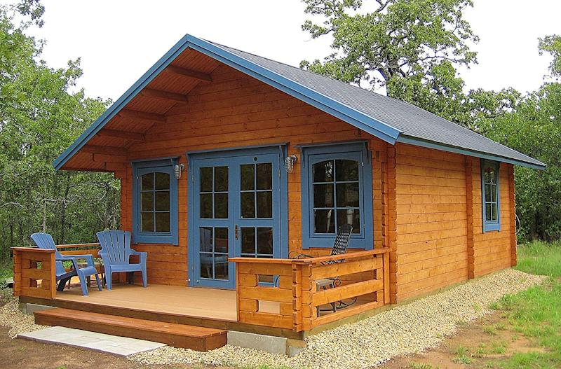 Amazon sells do-it-yourself tiny home kits for as little as $6,000