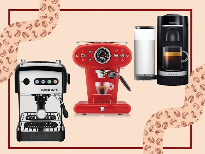 <p>Each machine was judged on its espresso merits and how easy it was to take the grind out of making a great cup of Java</p> (iStock/The Independent)