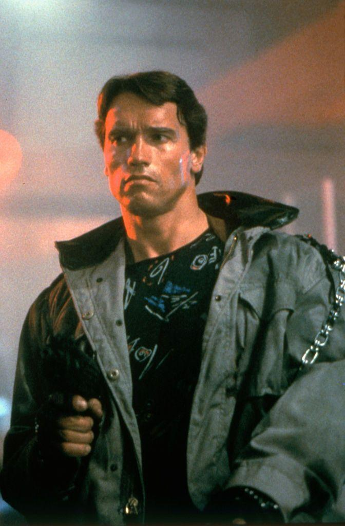 <p>Because the Terminator had one ... obviously. After the release of Arnold Schwarzenegger's blockbuster hit in the fall of 1984, men put black leather jackets on their wish list — and they've been there ever since. </p>