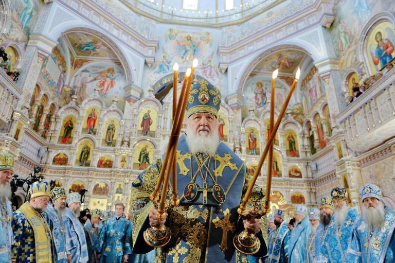 Russia's Patriarch Kirill has appealed to the Pope, the United Nations and others in the West to defend his church in Ukraine from 'persecution'